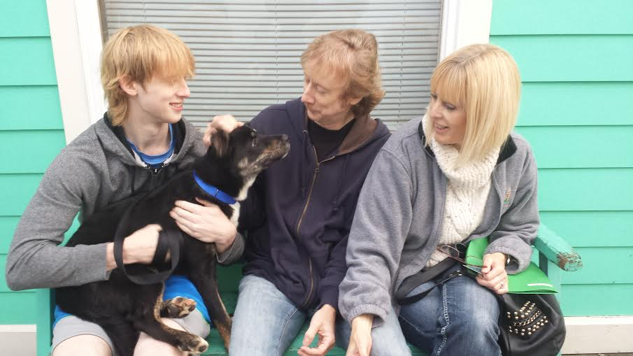 Jessie adopted