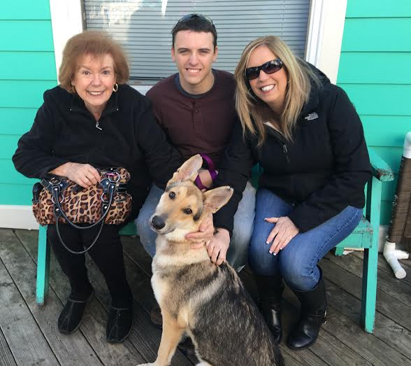 Maggie foster to adopt