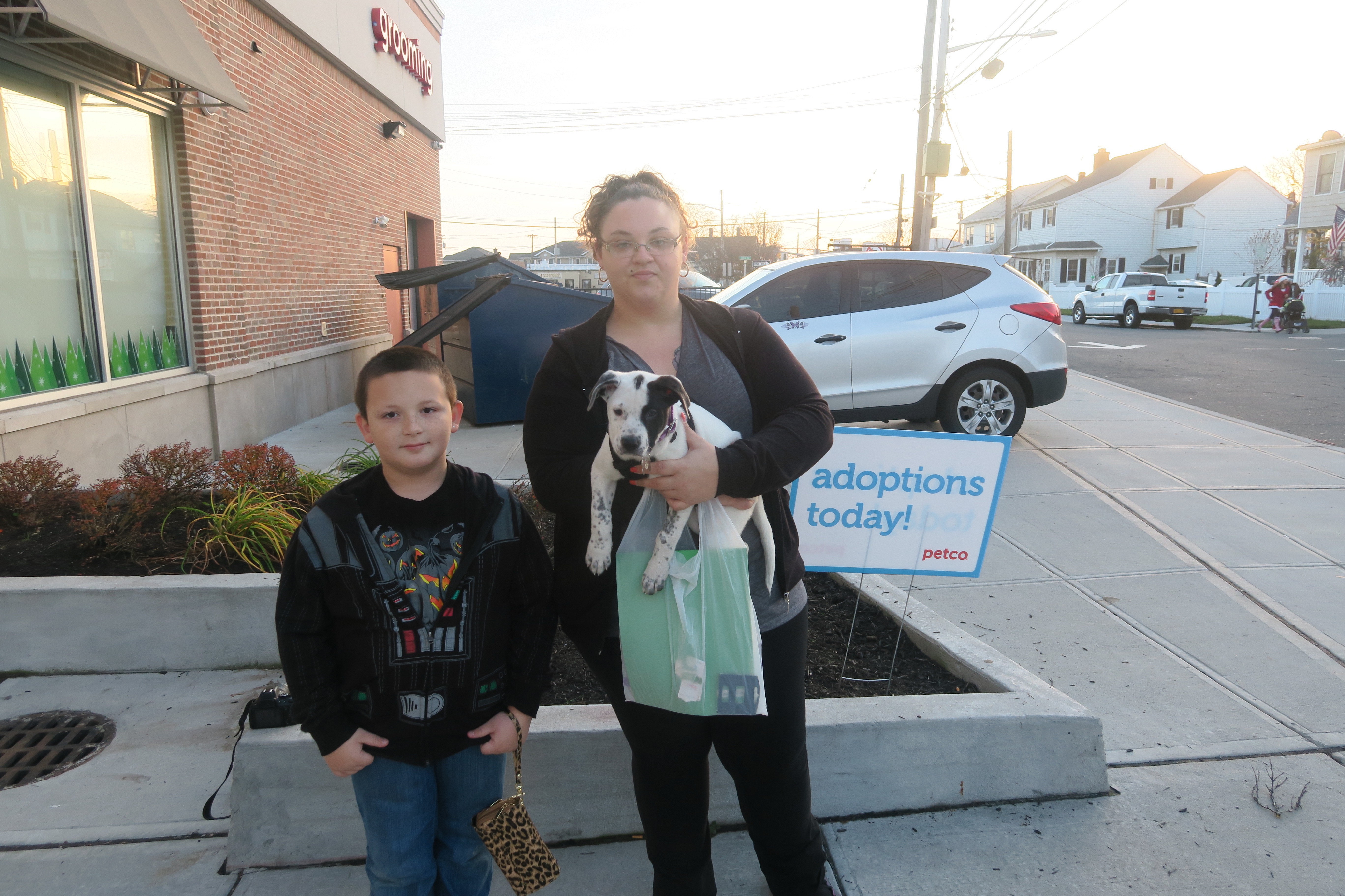 Roxie adopted