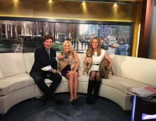 Check out two RHR pups on Fox&Friends!