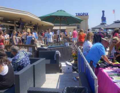 2nd Annual Beach Barking Fundraiser at Tropix