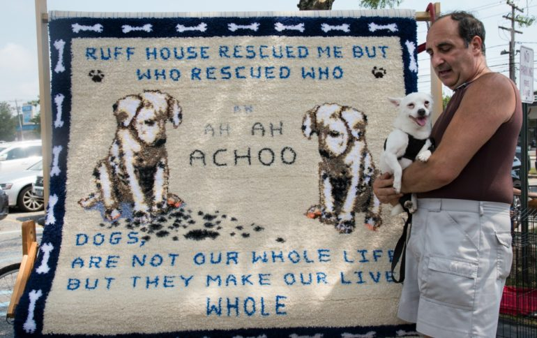 Enter for a Chance to Win the RUFF HOUSE RUG!