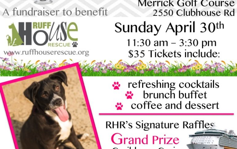 Nine Days Left to Get Your Tickets to Mutts and Mimosas!