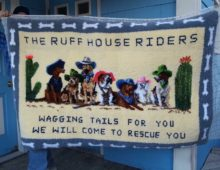 Enter to Win the Ruff Riders Rug!