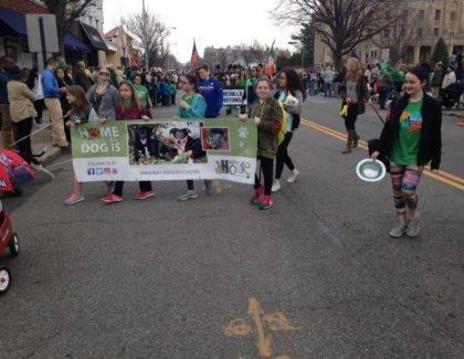 Rockville Centre St. Patrick's Day Parade!