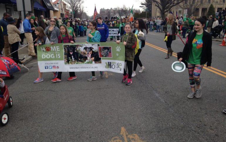 Rockville Centre St. Patrick's Day Parade!