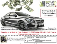 Win 25K or a Brand New Mercedes CLA Only 600 Tickets Sold! Get yours now!