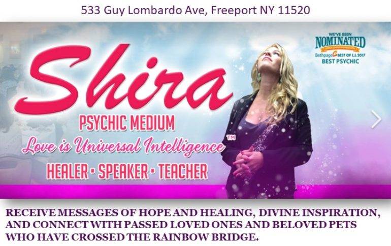 PSYCHIC NIGHT FRIDAY JULY 6!  Get your tickets now!
