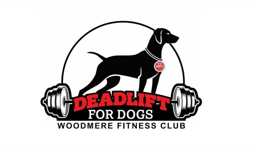 Deadlift for Dogs Adoption Event