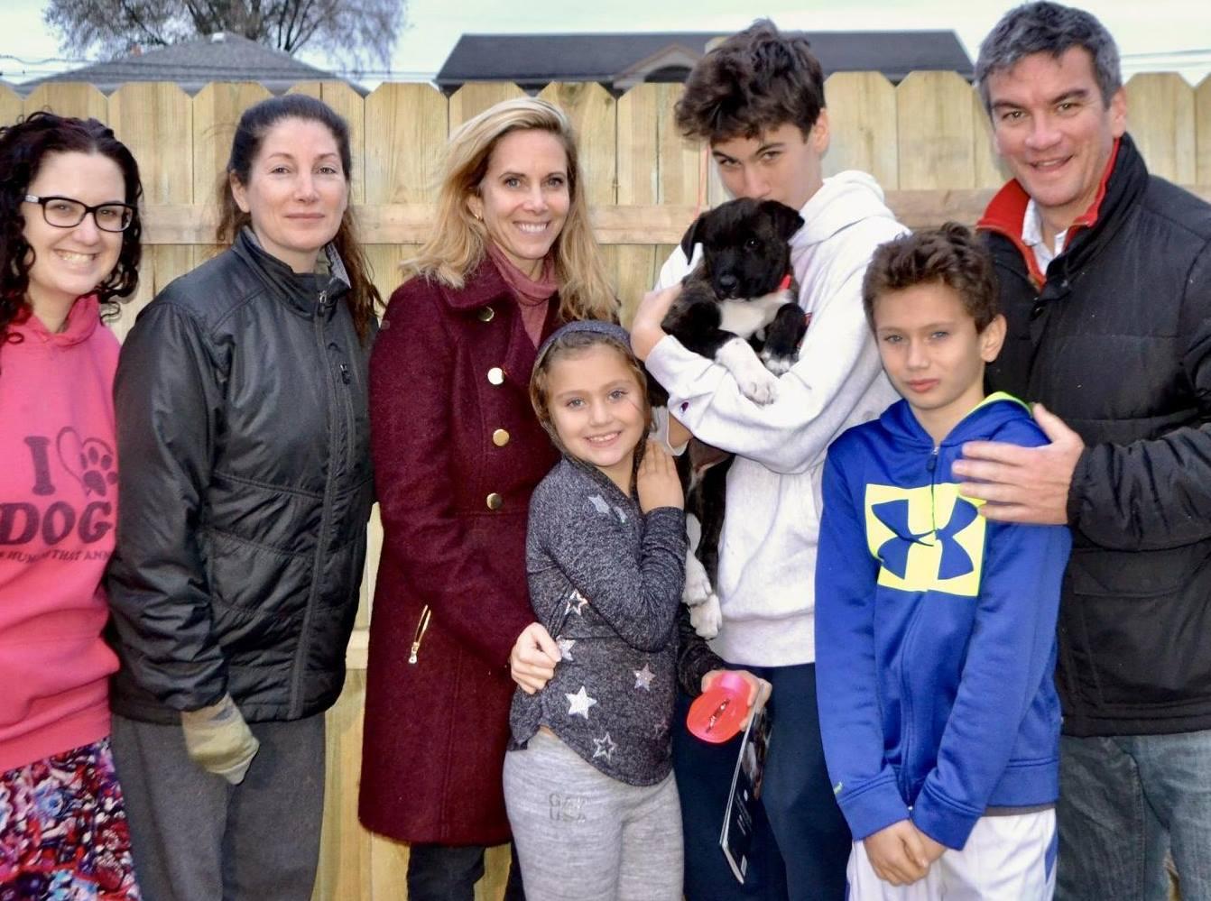 First Puppy of Town of Hempstead is an RHR Alum!